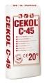 Шпатлевка CEKOL C-45