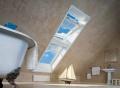 Чердачное окно GGU - для влажных помещений (Белое 78*98)