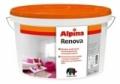 Alpina Renova Особо белая высокоукрывистая акрилатная краска