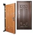 Дверь входная металлическая МТ-09