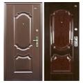 Дверь входная металлическая 869
