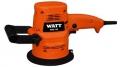 Эксцентриковая шлифовальная машина WATT WЕS-125/1